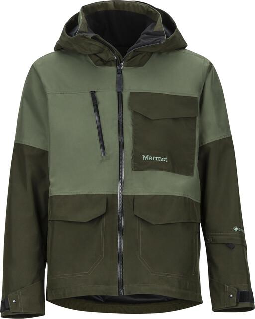 Marmot Carson Jacket Men crocodilerosin green